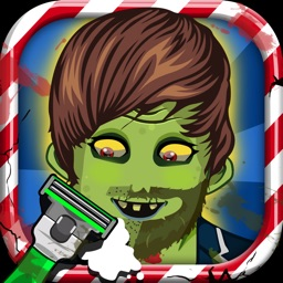 Zombies Fun Shave - Good Zombie Celebrity Beauty Spa Make-over Salon & Shaving Games For Kids