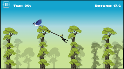 Jungle Ninja - For Kids! Swing, Tumbling Beyond the Empire Frontier Adventure!! screenshot two