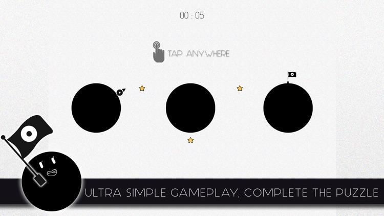 ROTO - A Neat, Simple and Rotating Circular Puzzle screenshot-0