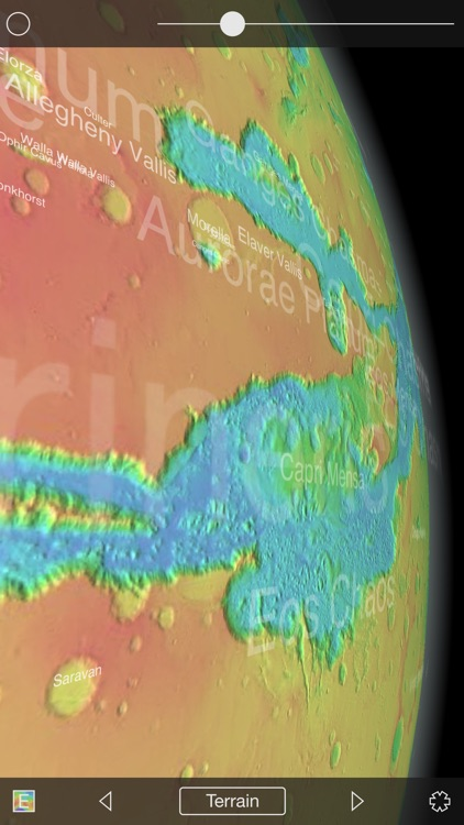 Mars Globe screenshot-3