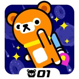 Space Rush - Tappi Bear