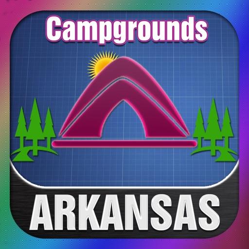 Arkansas Campgrounds & RV Parks Offline Guide