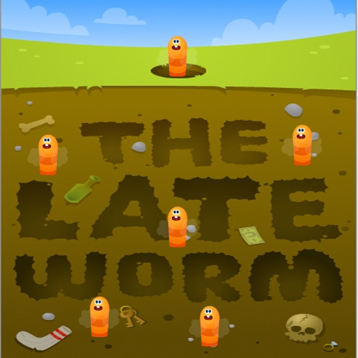 Late Worm Game