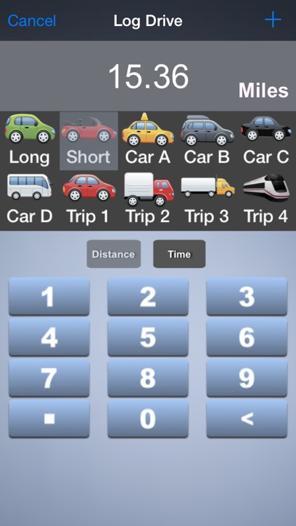 Mile Pal - Car mileage tracker & log