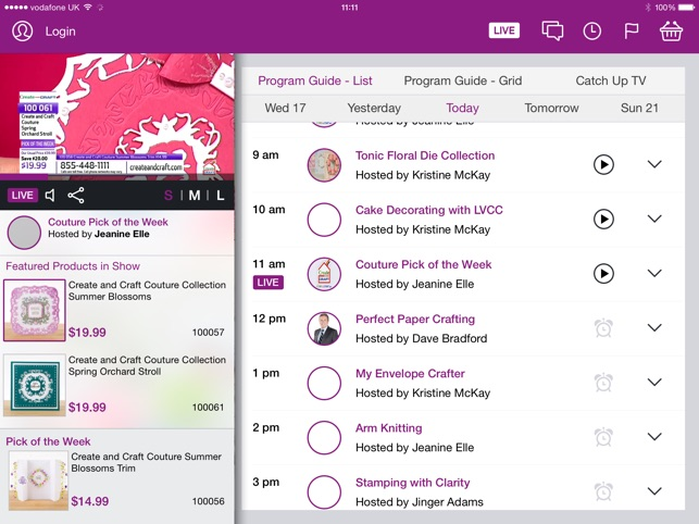 Create and craft usa app on the app store for Create and craft app
