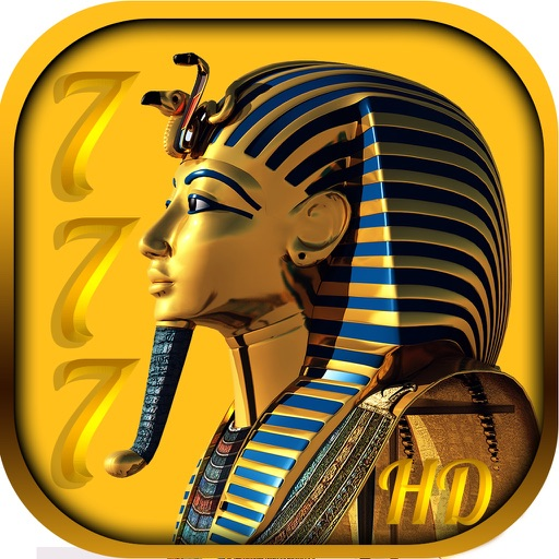 *777* Pharaoh Slots - Casino Games HD icon