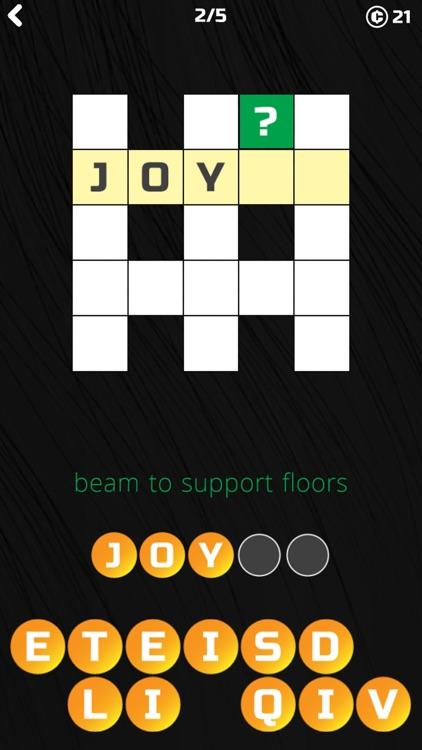 Little Crossword Puzzles screenshot-4