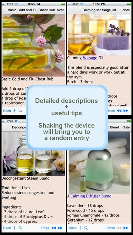 300 Essential Oil & Aromatherapy Recipes