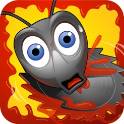 Pocket Bugs - The wild tapping game with cute weapons