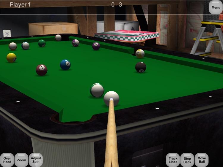 Virtual Pool HD