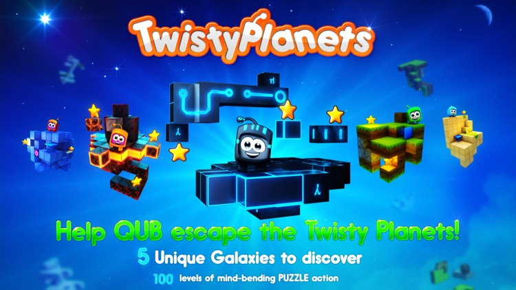 Twisty Planets screenshot-0