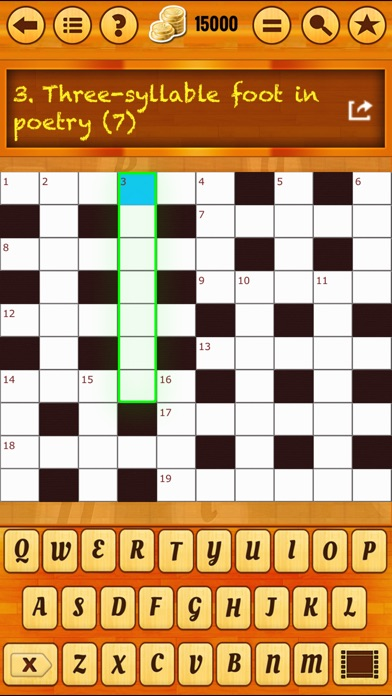 Easy Crossword - Anagram - Pack 1! Screenshots