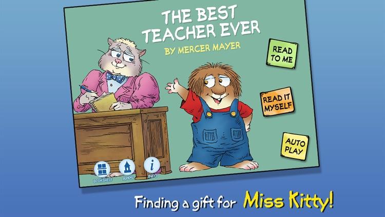 The Best Teacher Ever - Little Critter