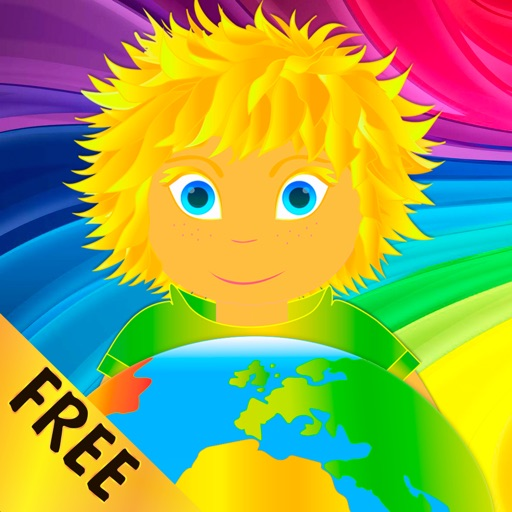 Our World - kids Learning games and puzzle for kids - Free