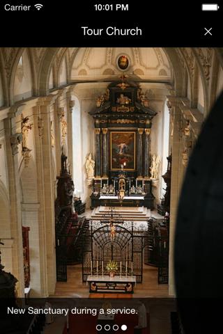 Hofkirche Luzern - náhled