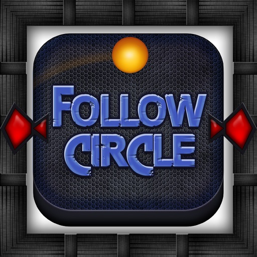 Follow Circle icon