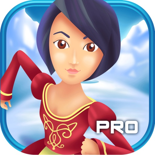Frozen Princess Run 3D Infinite Runner Game For Girly Girls With New Fun Games PRO