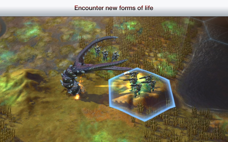 Screenshot #4 for Civilization: Beyond Earth