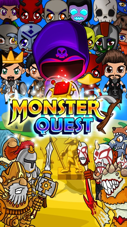 Monster Quest - Collect and Evolve Creatures