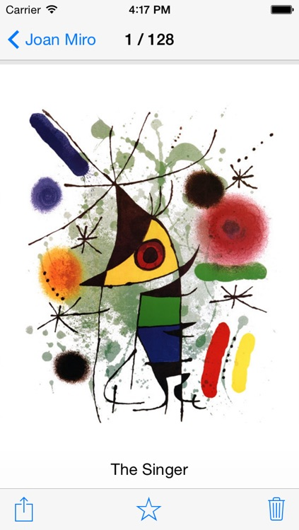 Joan Miró 128 Paintings HD Ad-free (Joan Miro)
