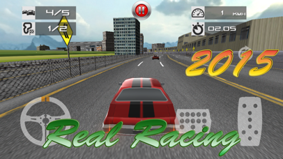 Real Racing Highway Drift Point Zone Driving Simulator 3D