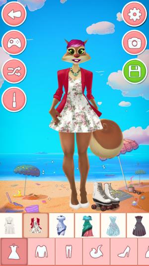 Fashion Designer Game Animal Dress Up Salon On The App Store
