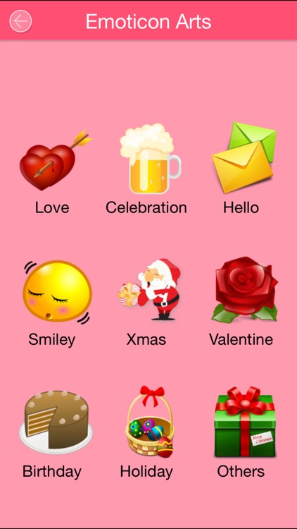 Emojis Icon - New Funny Emoticons,Fonts & Unicode App screenshot-3