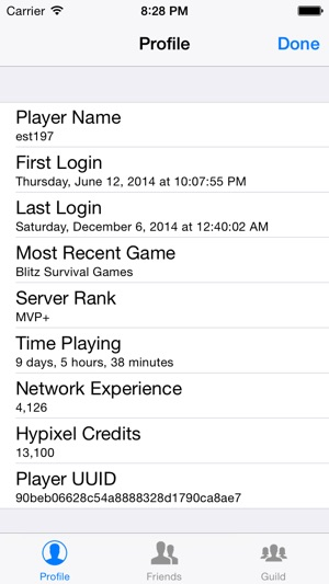 Hypixel Stats on the App Store