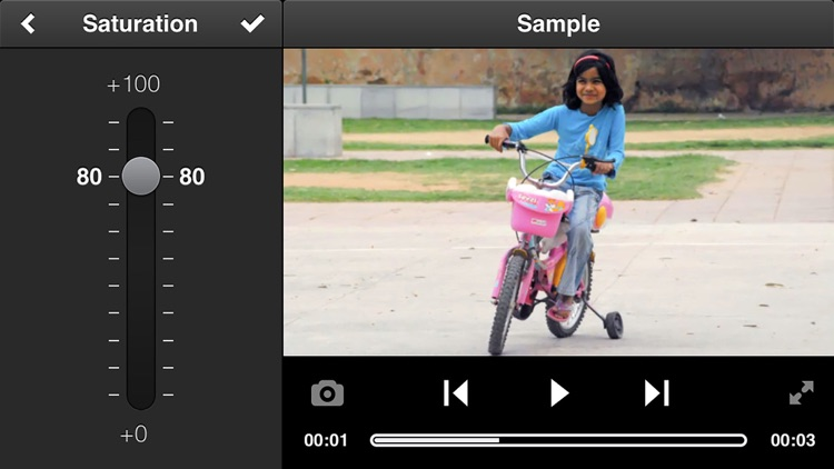 Videon - Video Camera and Editor with Zoom, Pause, Effects, Filters screenshot-4