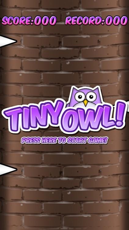 Tiny Owl FREE screenshot-4