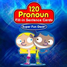 Activities of Pronoun Fill-In Super Fun Deck