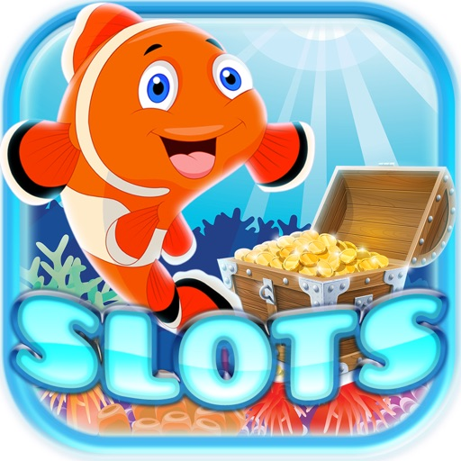 Ace Rich Fish Casino Slots - Lucky Jackpot Prize Wheel Slot Machine Games Free icon
