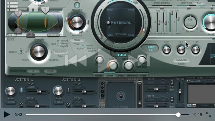 Sculpture Sound Design Workshop for Logic Pro X screenshot-4