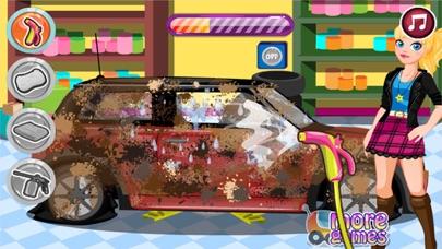 私の車を洗って-CN幼児ゲーム、母と子の遊び-ENのスクリーンショット3