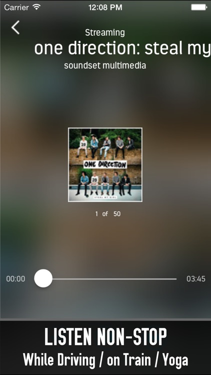 Free music discovery for iOS 8: mp3 player & audio playlist manager screenshot-4