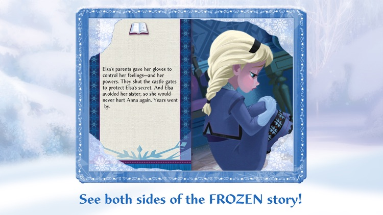 Frozen: Storybook Deluxe - Now with Frozen Fever! screenshot-2