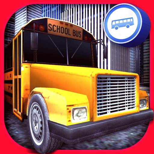 3D Real Bus Driver PRO - Realistic Car Driving and City Traffic Simulator icon