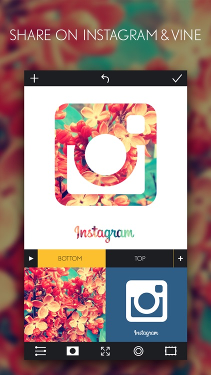 Blend - Photo Editor for Artsy Double Exposure Photoshop like Effects for Instagram screenshot-4