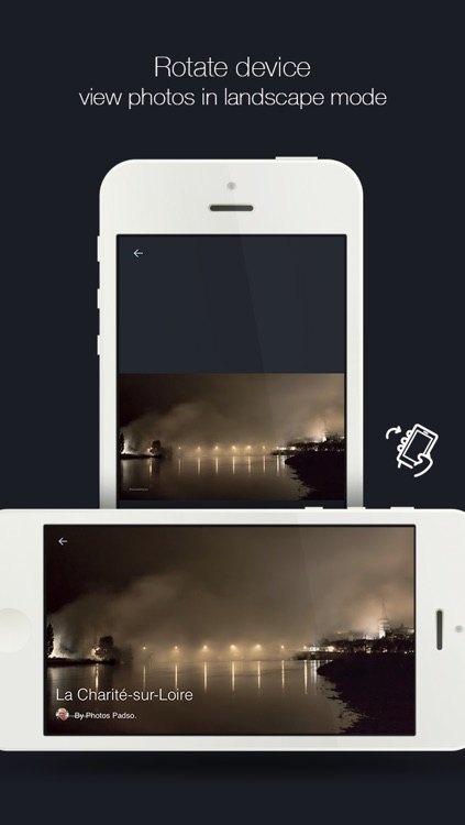 Pure Flickr - Browse, edit, upload, comment, share, favorite and view your Flickr photos in a pure and simple app screenshot-3