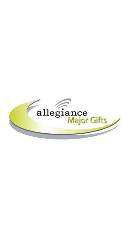 Allegiance Major Gifts