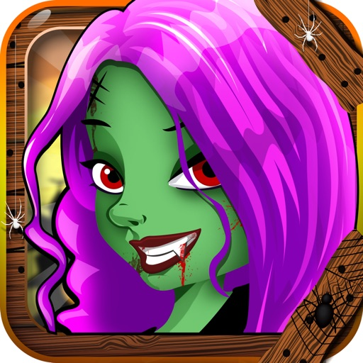 A Monster Chickz Spooky Dress-Up Make-Over - Free Salon Games for Girls