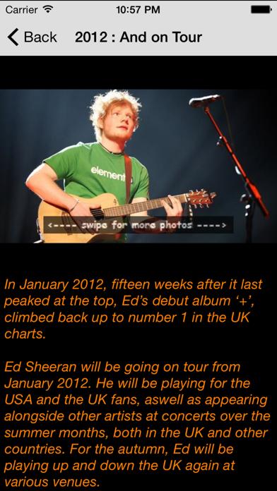 Ed Sheeran Fan Resourceのおすすめ画像3