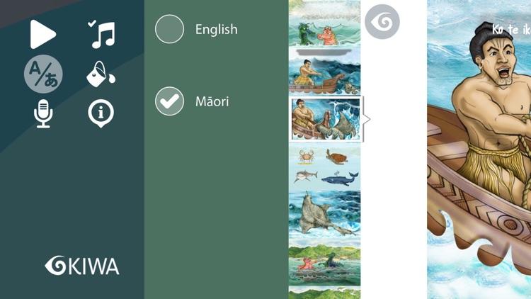 Ngake and Whātaitai - The Legend of Wellington Harbour screenshot-3