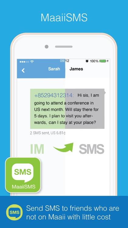 Maaii: Free Calls & Messages screenshot-3