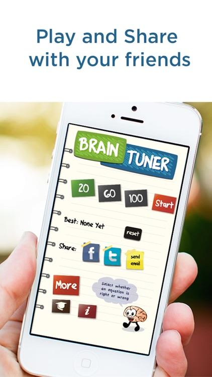 Brain Tuner X screenshot-4