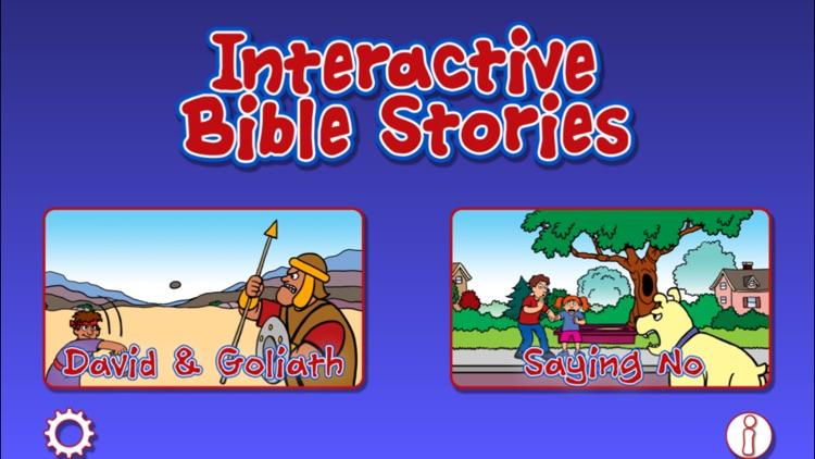 David & Goliath - Interactive Bible Stories screenshot-0