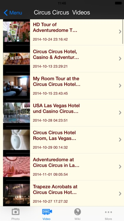Las Vegas Casinos & Hotels screenshot-3