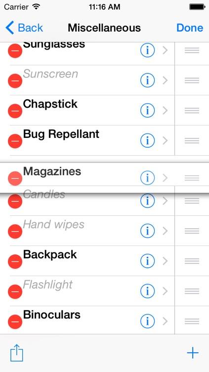 Ultimate Checklist screenshot-3