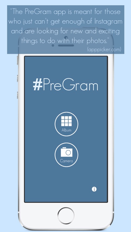 PreGram - Prepare Photos for Instagram screenshot-4