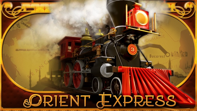 Orient Express: The Train Simulator screenshot-0
